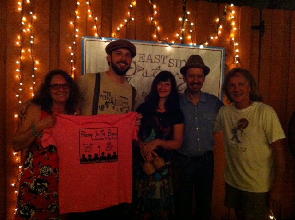 Jamie Zoe Givens, Chuck Beard, Molly Felder, Bill DeMain, Tom Eizonas
