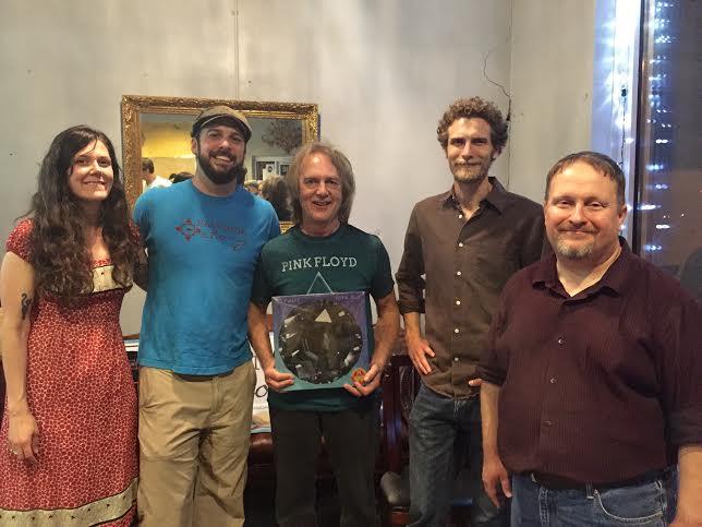 Lilly Hiatt, Chuck Beard, Tom Eizonas, Reed McMillan, and Chance Chambers